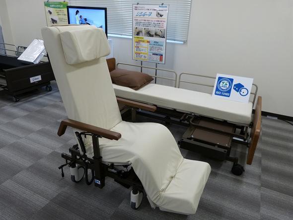 介護ロボット「リショーネ」